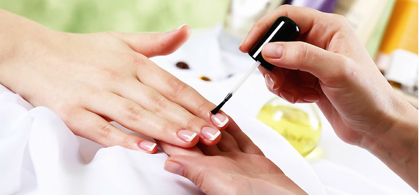 Style your nails with care